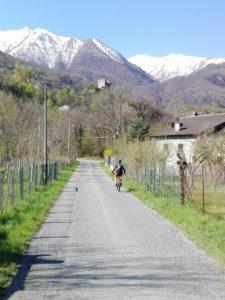 E-Bike Tour ciclovia Bassa Val di Susa