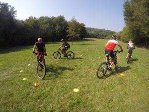 Corso di guida E-Bike MTB Ride & School Base