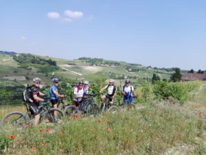 E-Bike Tour colline Monferrato sterrate facili