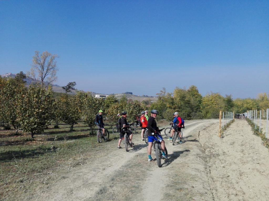 E-Bike Tour Langa Roccaverano