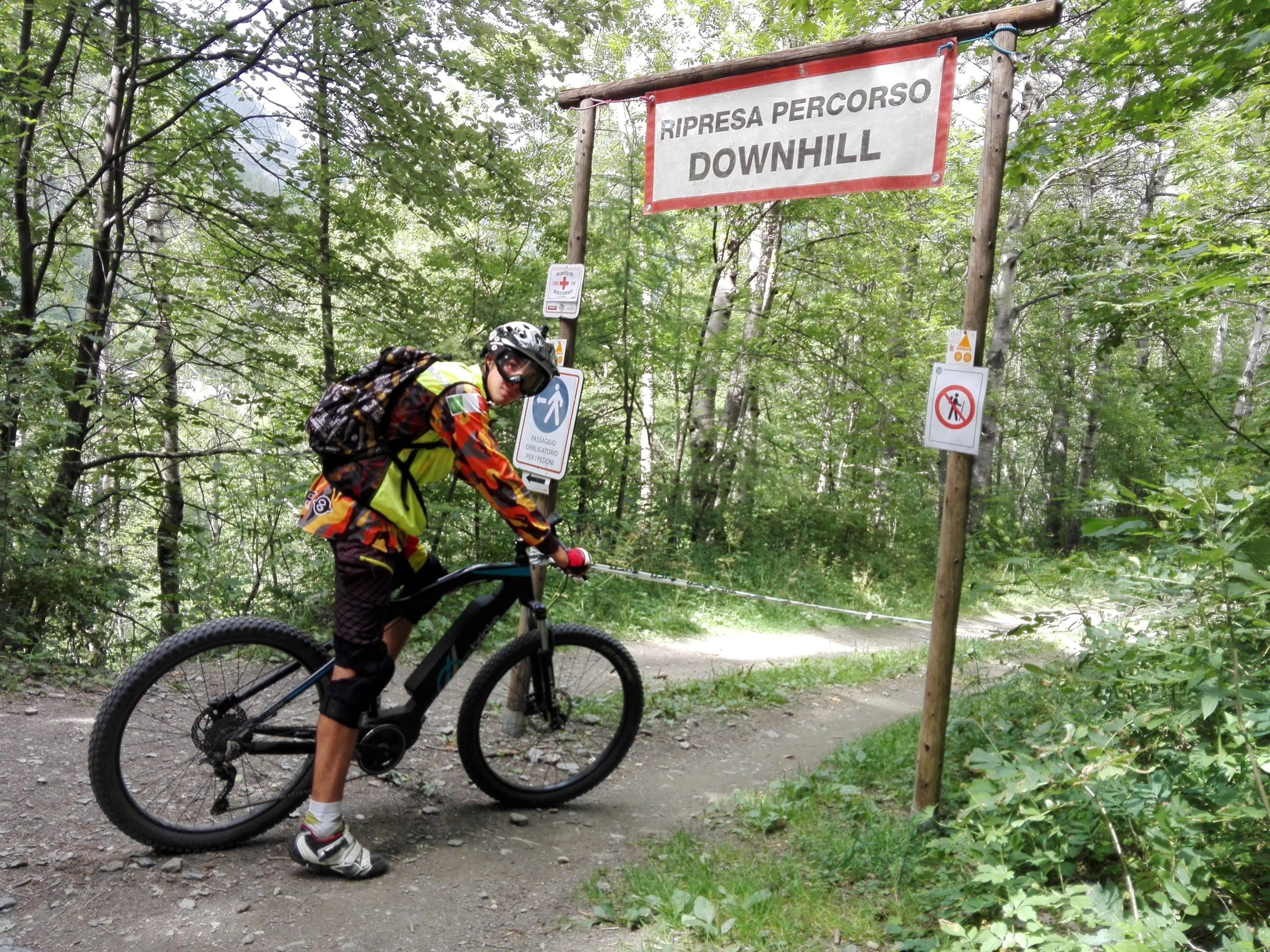 E-Bike Park Bardonecchia